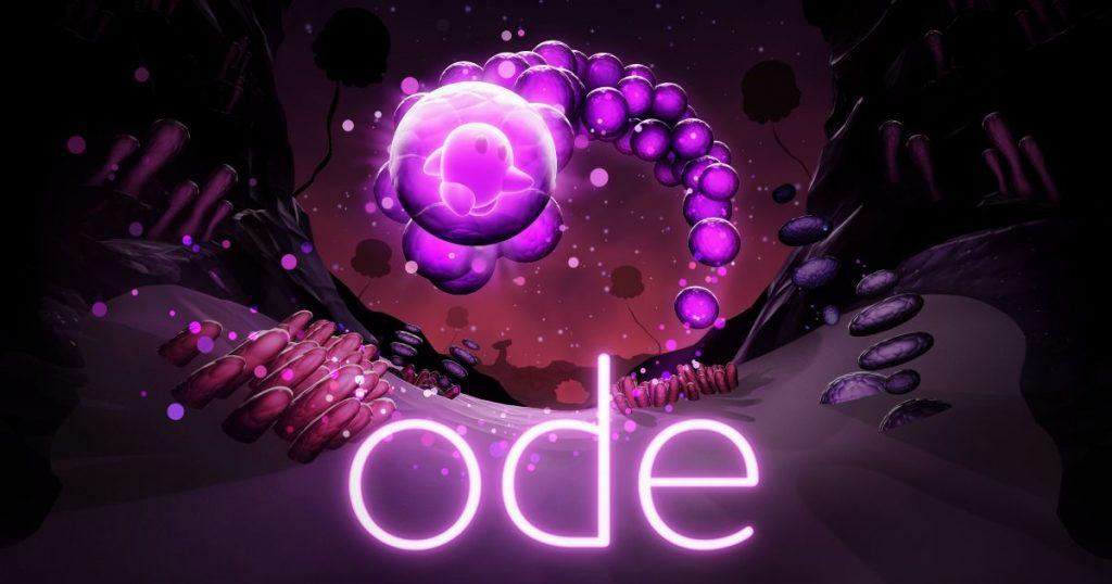Ubisoft Ode game.