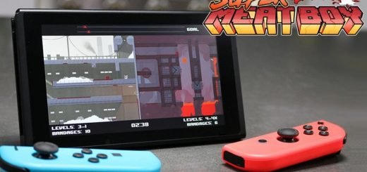 Super Meat Boy comes tot the Switch.