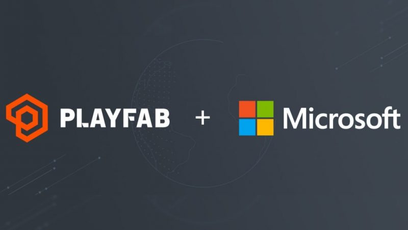 Playfab has been bought out by Microsoft.