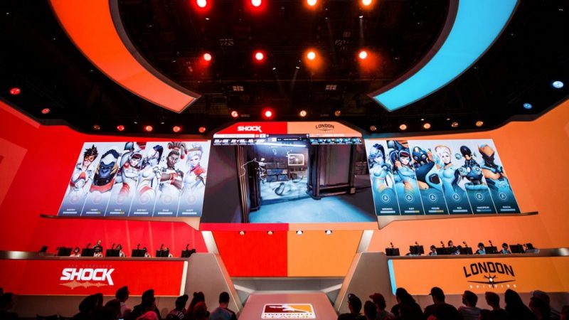 Overwatch League has over 10 million viewers in its first showdown.