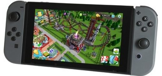 RCT is coming to the Switch!