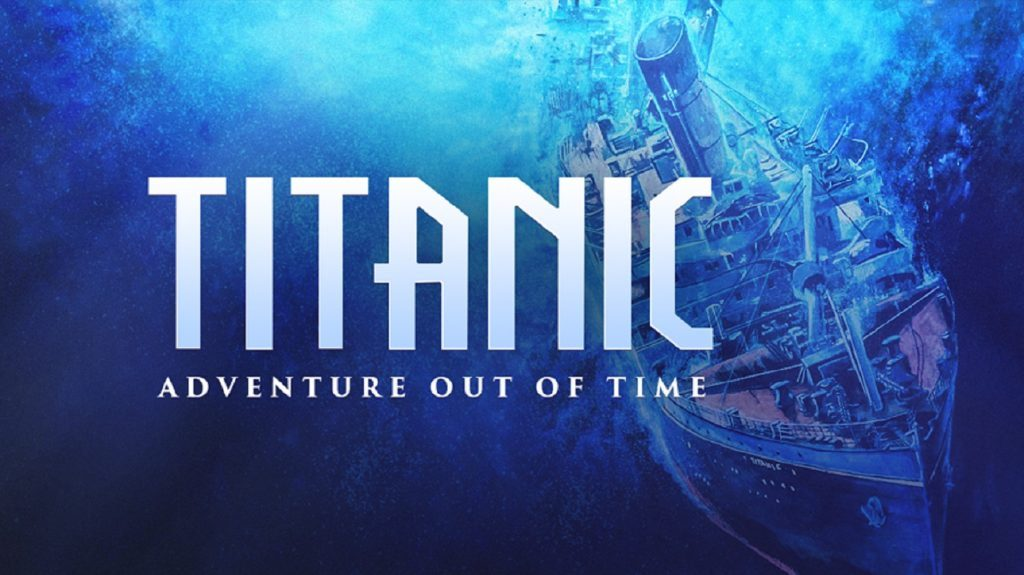 titanic adventure out of time