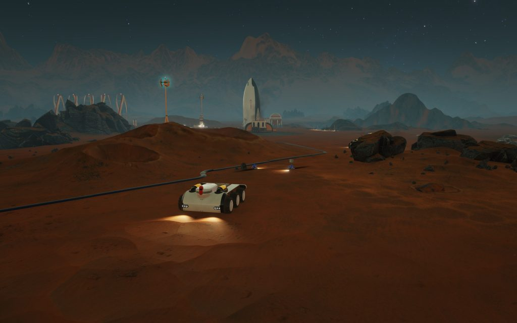 Surviving Mars is set to release on Steam on 3/15.