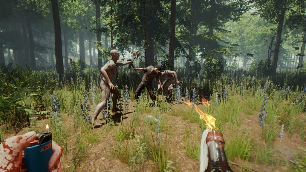The Forest is releasing as a full game soon.