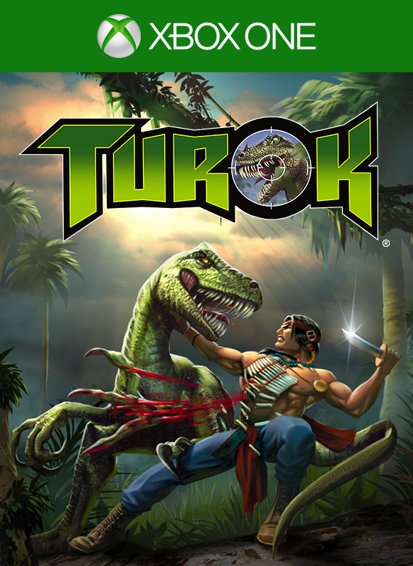 Turok 1 and 2 are coming to Xbox One!