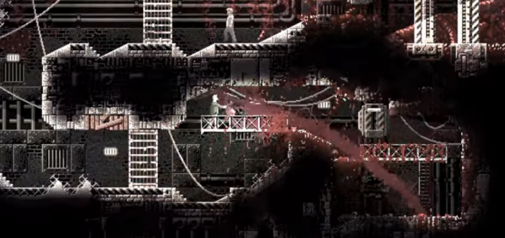 Carrion is a violent reverse horror game.