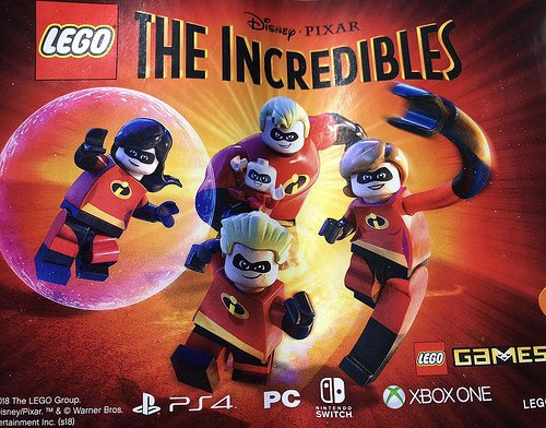 LEGO The Incredibles 2 and LEGO DC Villains coming out in 2018 by TT Games 3