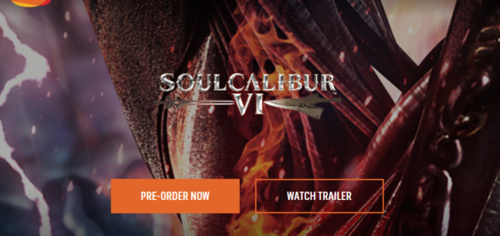 Soulcalibur VI will have Geralt from The Witcher.