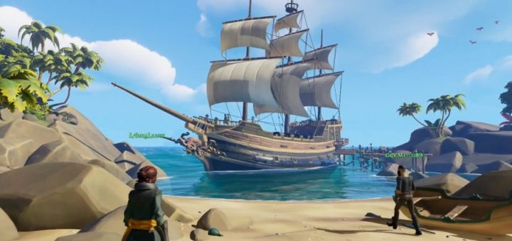 Sea of Thieves is no longer a sailing sim anymore!