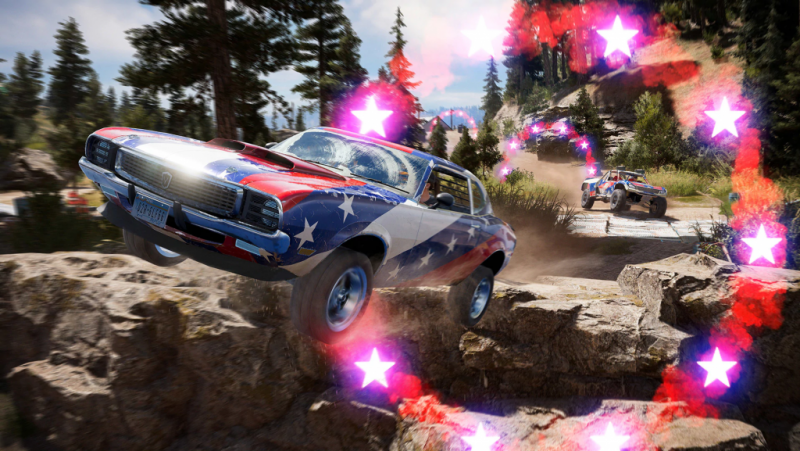 Far Cry 5 is the best-selling Far Cry game in the first week.