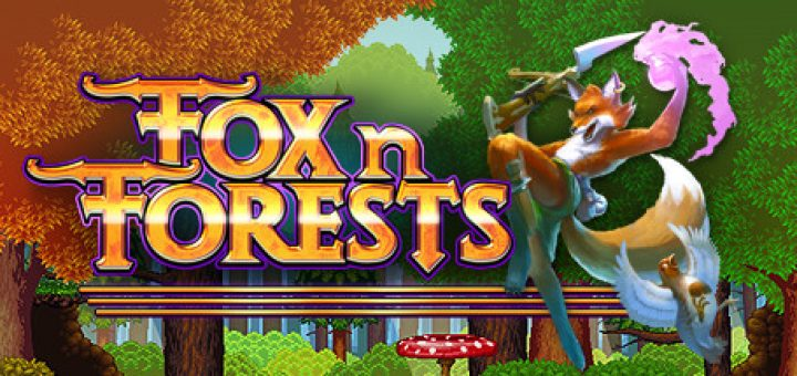 Fox N Forests is an SNES-era inspired retro platformer.