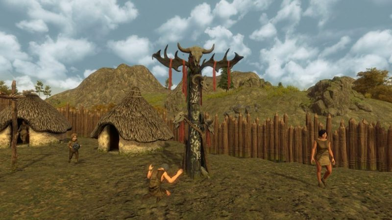 Build your own prehistoric civilization in Madruga Works' next game - Dawn of Man 2