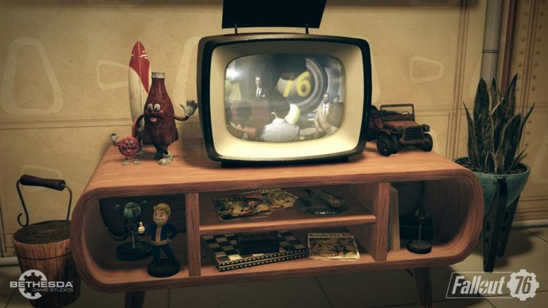 Fallout 76 will be an online survival RPG 22