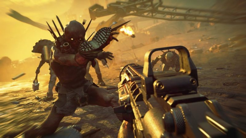 RAGE 2 being made by Avalanche Studios and id Software 1