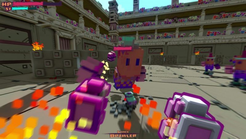 """Spartan Fist coming May 15th to Steam; it's a """"first-person puncher"""" 3"""