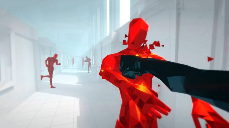 Leaked Screenshots Show That SUPERHOT May Be Coming to the Nintendo Switch 11