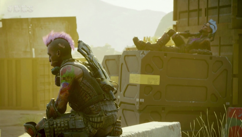 RAGE 2 will run at 60FPS on PS4 Pro, PC, and Xbox One X; More details revealed 2