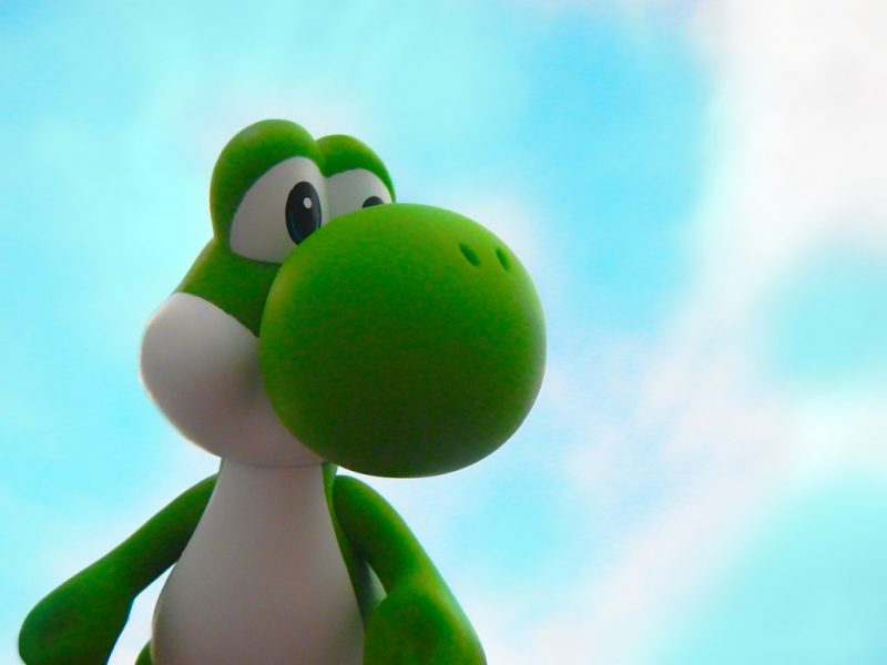 """Yoshi game delayed until 2019 but """"making great progress"""" 8"""