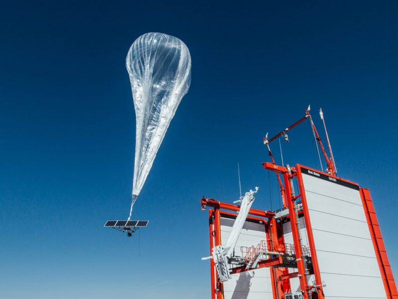 Project Loon signs its first commercial deal with Telkom Kenya 28