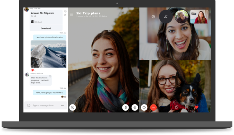 Classic Skype is being killed off; Users need to upgrade to new Skype 17