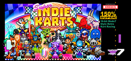 "Super Indie Karts ""Ultra Update"" races onto Steam Early Access 2"