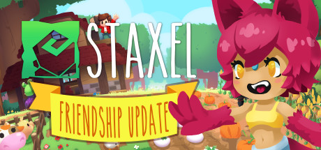 Staxel patch 1.3 - new quests, villagers, items, and a Friendship System 2