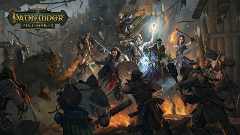 Pathfinder Kingmaker delayed - Announces editions and what's included in each tier 1