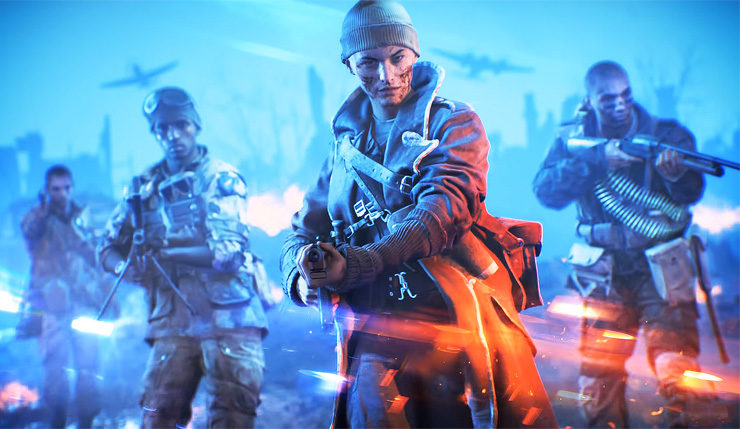 Digital game spending down in 2018; Battlefield V sales analysis 9