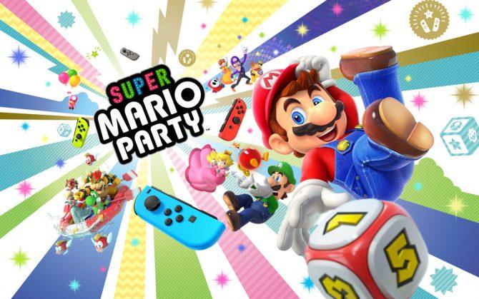 Super Mario Party River Survival co-op mode teaser released 8