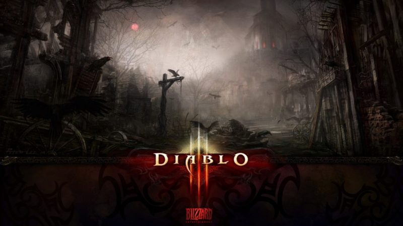 """Blizzard confirms Diablo projects are in the works - keyword """"projects"""" 1"""