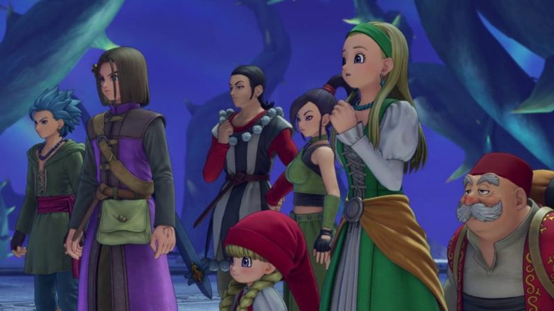 Dragon Quest XI will be a throwback to older titles in the series 9