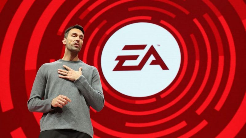 Patrick Söderlund steps down as EA's CDO 16
