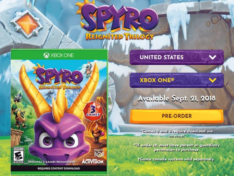 Spyro Reginited Trilogy: Two games are DLC, what about the last? 10