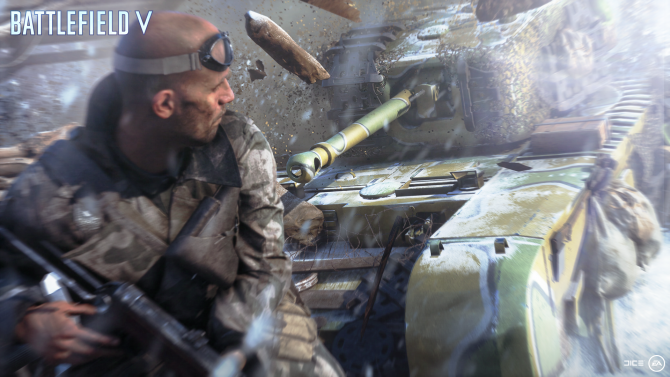 Battlefield V Open Beta: Stats, details, changes 9