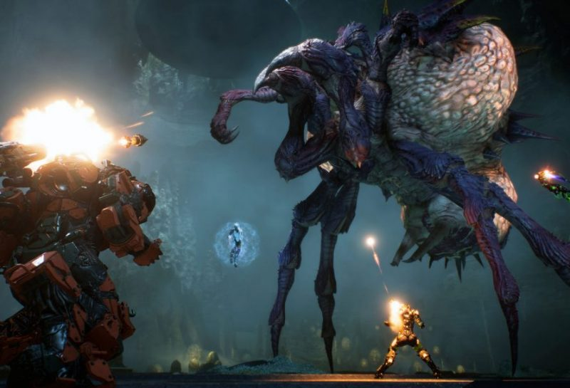 Anthem demo rolls out February 1, 2019 8
