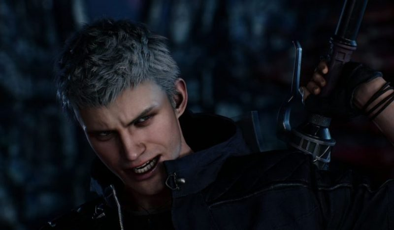 Devil May Cry 5 will run at 4K and 60 frames per second 15