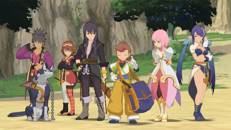 Tales of Vesperia: Definitive Edition - Release date and exclusive content 3