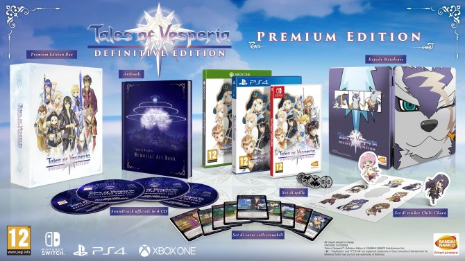 "Tales of Vesperia: Definitive Edition ""Internet Download Required"" rumors debunked 1"