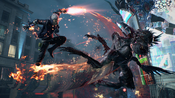 Devil May Cry 5 PC system requirements released 16