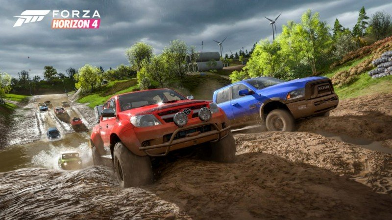 Forza Horizon 4 promo event in Australia goes all out 3
