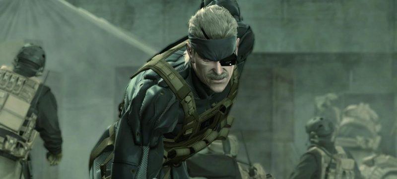 David Hayter As Solid Snake Tells Vinesauce S Vinny To