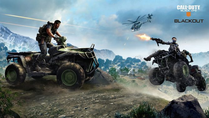 New Blackout trailer released; CoD: Black Ops 4 launches tomorrow 4