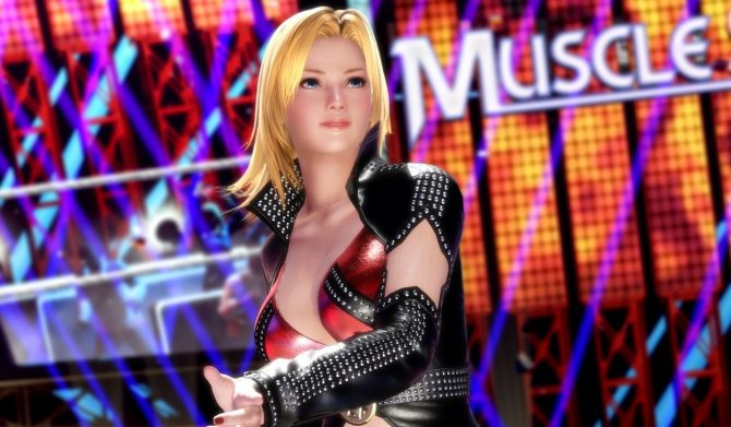 "Dead or Alive 6: Bass, Mila, and Tina back as pro wrestlers; New map ""The Muscle"" 2"