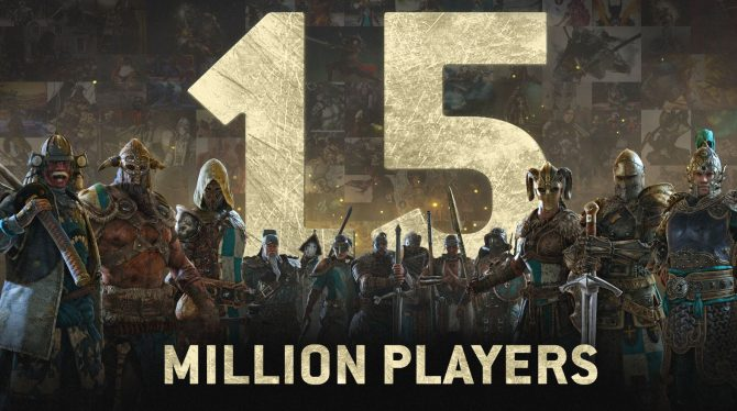 For Honor hits 15M players; Marching Fire DLC details 7