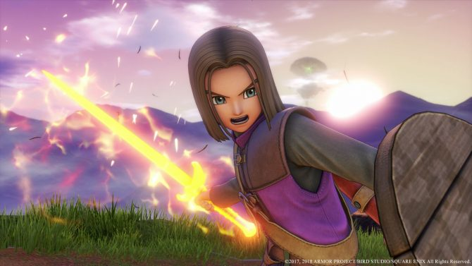 Dragon Quest XI update for PC and PS4; What's new? 1