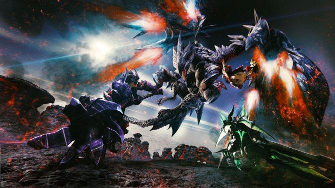 Capcom confirms Monster Hunter film; Paul W.S Anderson director 10