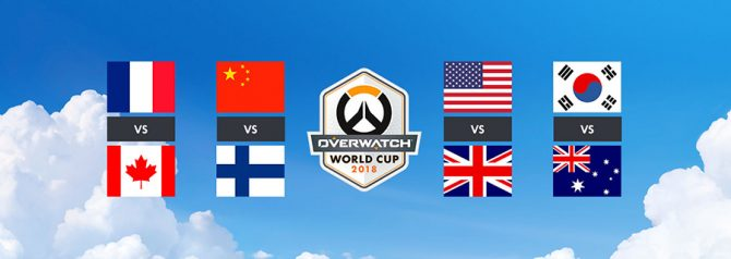 "Overwatch launches ""World Cup Viewer"" tool for World Cup Series 6"