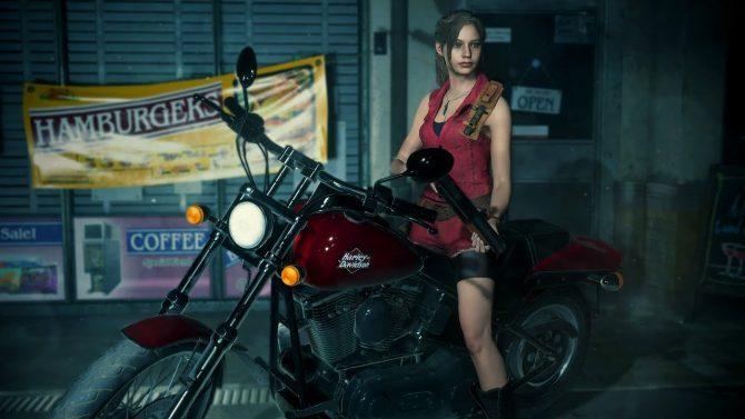 "Capcom unveils ""Classic Costumes"" for Resident Evil 2 remake 5"