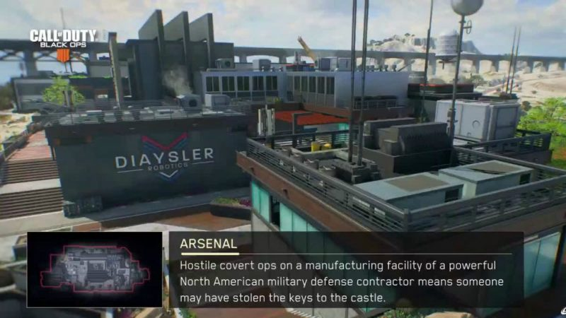 Every Call of Duty: Black Ops 4 map confirmed for launch day 1