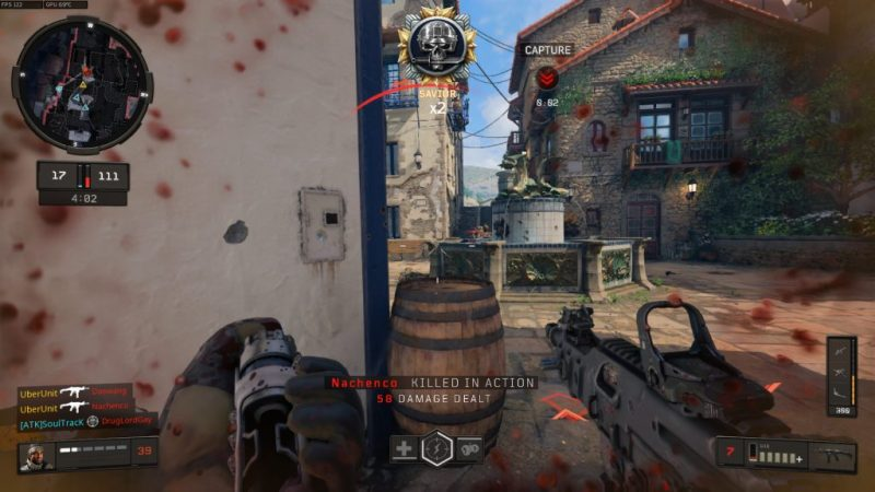 Treyarch speeds up tier progression in The Black Market; Raises server tick rate to 30hz 1
